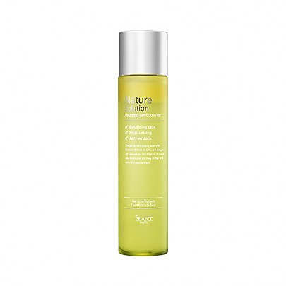 [The Plant Base] Nature Solution Hydrating Bamboo Water 150ml