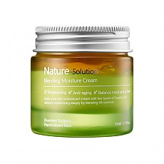 [The Plant Base] Nature Solution Blending Moisture Cream