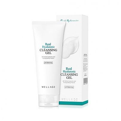 [WELLAGE] Real Hyaluronic Cleansing Gel 150ml