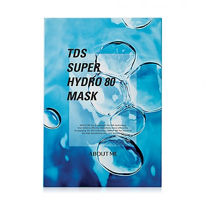 [ABOUT ME] TDS Super Hydro 80 Mask (30g*10hojas)