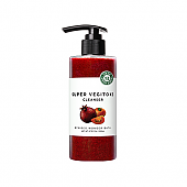 [Wonder Bath] Super Vegitox Cleanser 200ml #Red