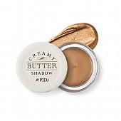 [A'PIEU] Creamy Butter Shadow #06 (Soft Bronze)