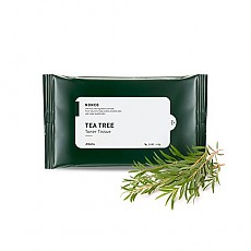 [APIEU] NONCO Tea Tree Toner Tissue 20EA