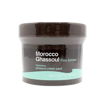 [Too Cool For School] Morocco Ghassoul Cream Pack 100g