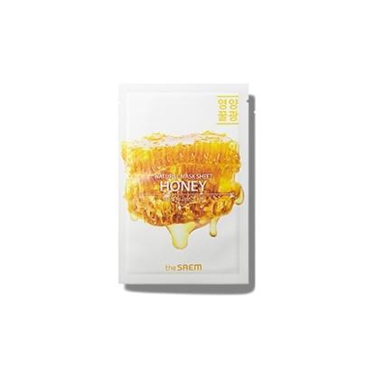 [the SAEM] Natural Honey Mask Sheet