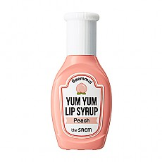 [the SAEM] Saemmul Yum Yum Lip Syrup #04 (Peach)
