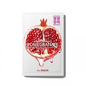 [the SAEM] Natural Pomegranate Mask Sheet