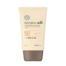 [THE FACE SHOP] Natural Sun Eco Power Long Lasting Sun Block SPF45/PA+++ 50ml