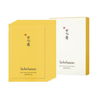 [Sulwhasoo] First Care Activating Mask (23g*5ea)