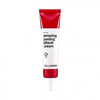 [BellaMonster]Amazing peeling attack cream 30ml