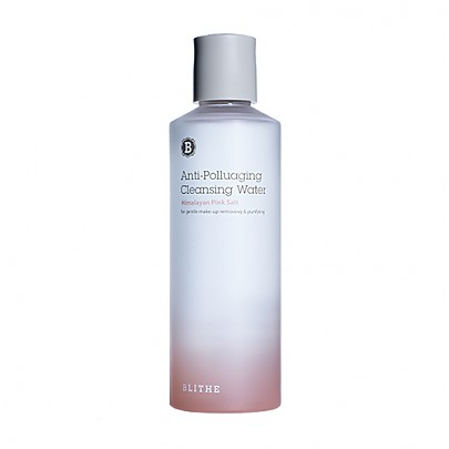 [Blithe] Anti Polluaging Cleansing Water Himalayan Pink Salt 250ml