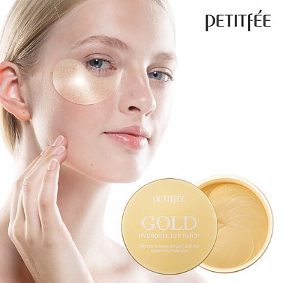 [Petitfee] Gold hydrogel Eye Patch 60patch