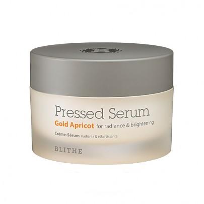 [Blithe] Pressed Serum Gold Apricot