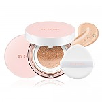 [BY ECOM] Honey  Glow Cover Cushion #21 (Light Beige)