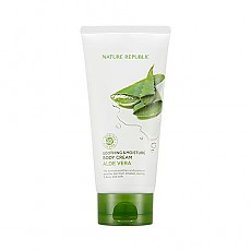 [Nature Republic] Soothing & Moisture Aloe Vera Body Cream 150ml