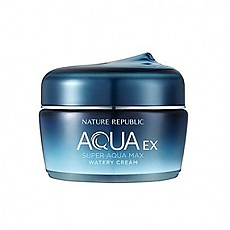 [Nature Republic] Super Aqua Max EX Watery Cream 80ml