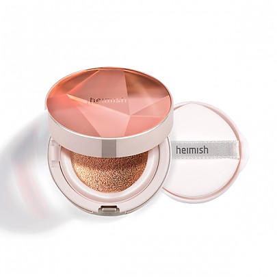 [heimish] *Renewal* Artless Perfect Cushion SPF50+ PA+++ No.21 Light Beige (Refill Included)
