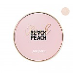 [Peripera] Inklighting Glow Cushion #01 Ivory (Reach Peach)