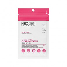 [Neogen] DERMALOGY A-Clear Soothing Spot Patch 24 Count (1PACK)