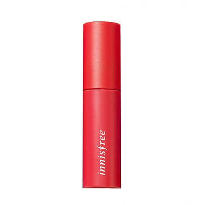 [Innisfree] Vivid Cotton Ink #4 (Red Tulip)