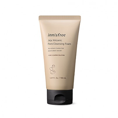 [Innisfree] *Renewal* Volcanic Pore Cleansing Foam 150ml (Removes Trouble Causing Impurities)