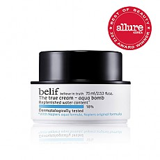 [Belif] The True Cream Aqua Bomb for Face 75ml Renewal (Refrenished water content)