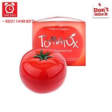[Tonymoly] *Time Deal*  Paquete de masaje mágico Tomatox 80g (paquete de masaje blanco, fruta)