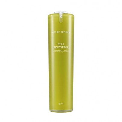 [Nature Republic] Cell Boosting EX Toner 120ml