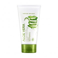 [Nature Republic] Soothing & Moisture Aloe Vera Foam Cleanser