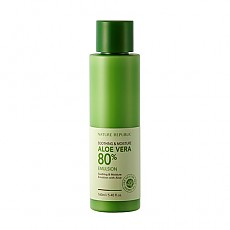 [Nature Republic] Soothing & Moisture Aloe Vera 80% Emulsion