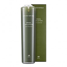 [Nature Republic] Snail Solution90 Skin Booster