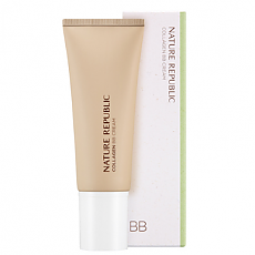 [Nature Republic] Origin Collagen BB Cream 45g SPF25 PA++ #Original