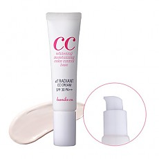 [Banila co] It Radiant CC Cream (Whitening Moisturizing Color Control Base) SPF 30 PA++