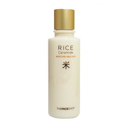 [The face shop] Rice Ceramide Moisture Emulsion 150ml (For All Skin Types )