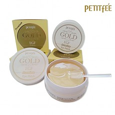 [Petitfee] Gold hydrogel Eye Patch 60patch