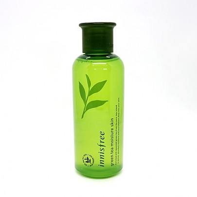 [Innisfree] Green Tea Moisture Skin 200ml