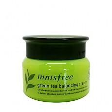 [Innisfree] Crema de Té Verde  50ml